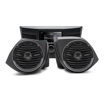 Picture of Rockford Fosgate Stereo and Front Speaker Kit for select YXZ® models