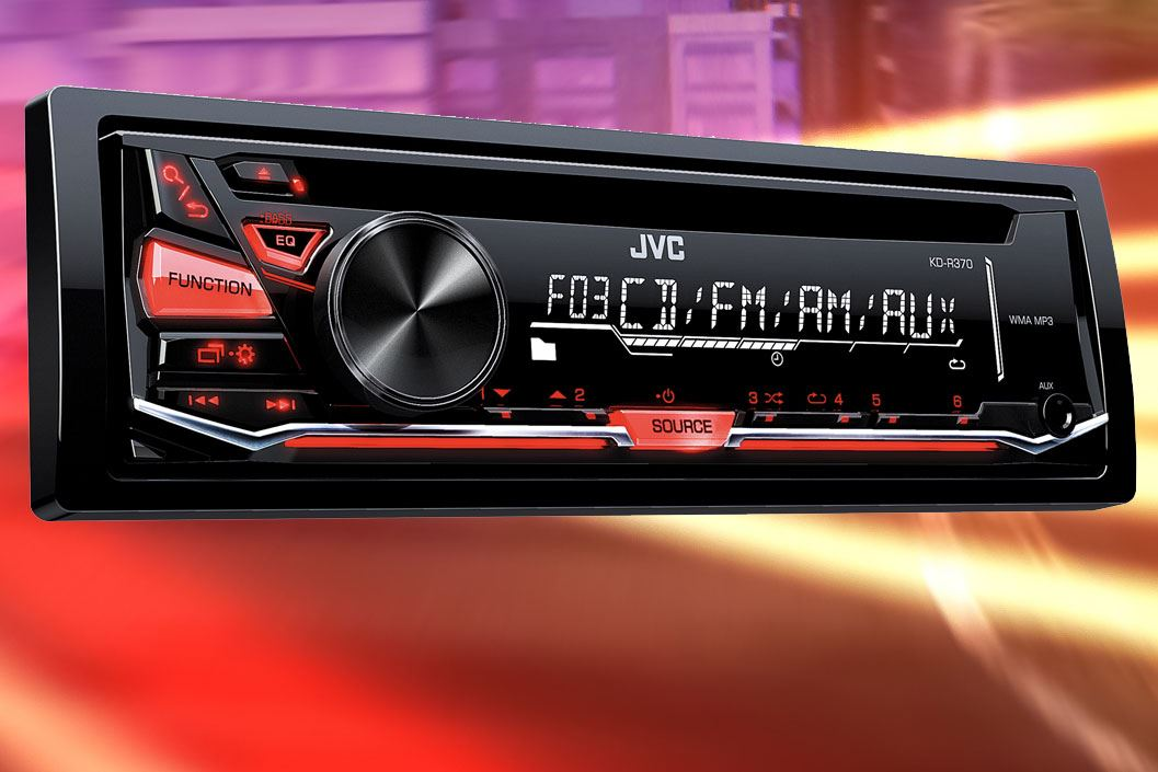 Picture for category JVC Car Stereo - $59.95 Installed*