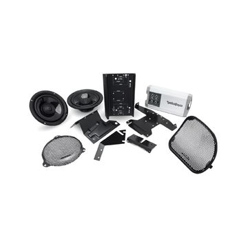 Picture of Rockford Fosgate Power Harley-Davidson® Street Glide® (2014+) & Road Glide® (2015+) Front Audio Kit