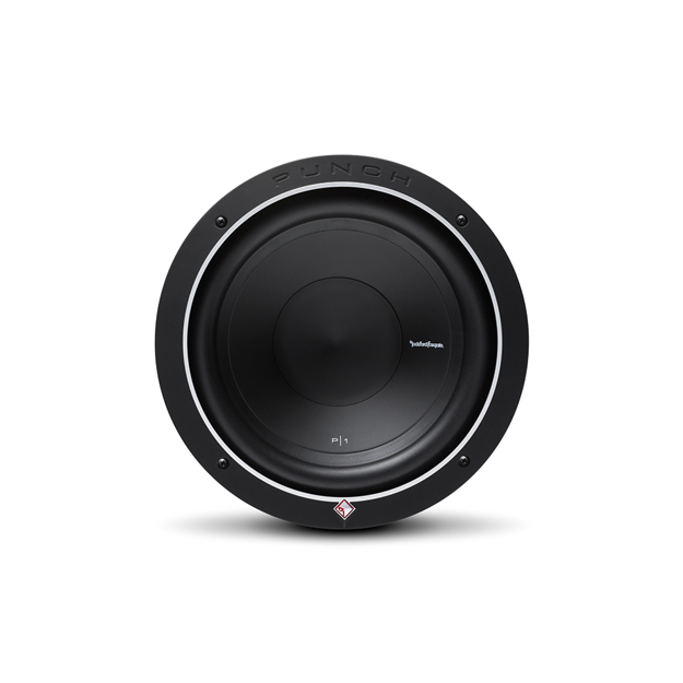 "Picture of Rockford Fosgate Punch 10"" P1 4-Ohm SVC Subwoofer