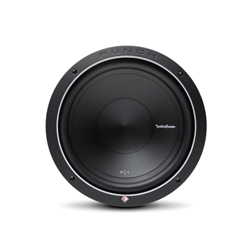 "Picture of Rockford Fosgate Punch 12"" P1 4-Ohm SVC Subwoofer P1S4-12"