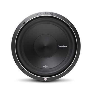 "Picture of Rockford Fosgate Punch 12"" P2 4-Ohm DVC Subwoofer"