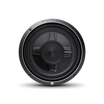 "Picture of Rockford Fosgate Punch 12"" P3S Shallow 4-Ohm DVC Subwoofer P3SD4-12"