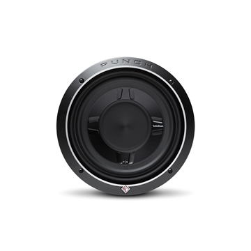 "Picture of Rockford Fosgate Punch 10"" P3S Shallow 4-Ohm DVC Subwoofer P3SD4-10"