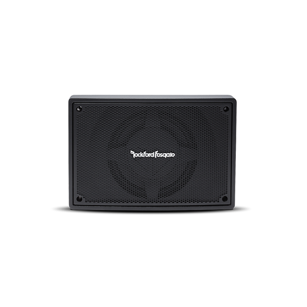 "Picture of Rockford Fosgate Punch Single 8"" Amplified Loaded Enclosure