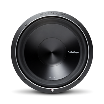 "Picture of Rockford Fosgate  Punch 15"" P3 4-Ohm DVC SubwooferP3D4-15"