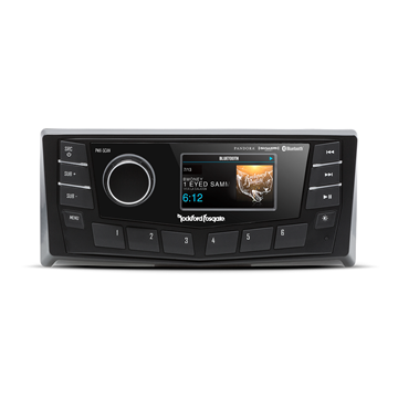 "Picture of Rockford Fosgate Punch Marine AM/FM/WB Digital Media Receiver 2.7"" Display w/ CAN bus.PMX-5CAN"