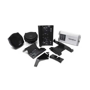 Picture of Rockford Fosgate Harley-Davidson® Street Glide® Front Audio Kit (1998-2013)HD9813SG-TKIT