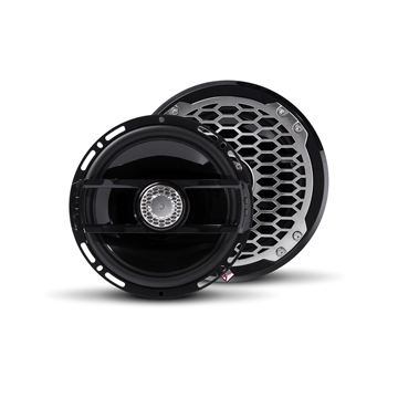 "Picture of Rockford Fosgate Punch Marine 6.5"" Full Range Speakers - Black"