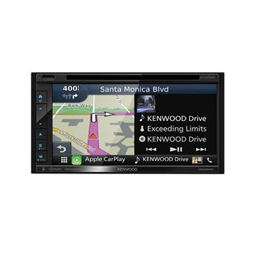 Picture of Kenwood 2-Din AV Navigation System withBluetooth & HD Radio