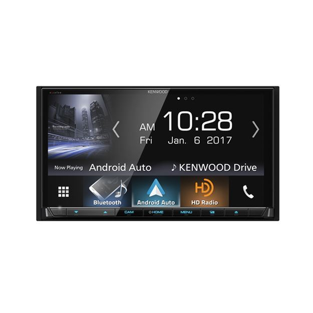 Picture of Kenwood 2-Din Monitor Receiver withBluetooth & HD Radio