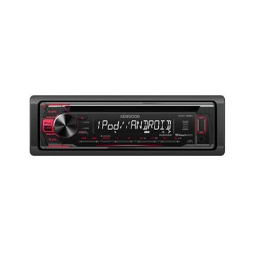 Picture of Kenwood CD Receiver with Front USB & AUX inputs