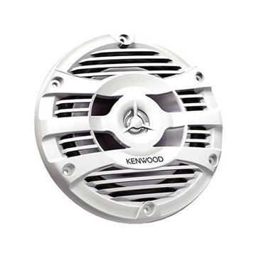 "Picture of Kenwood 6-1/2"" 2-way Pair of Marine Speakers"