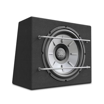 Picture of JBL Stage 1220B Loaded Subwoofer Enclosure and GTX500 Amp Combo