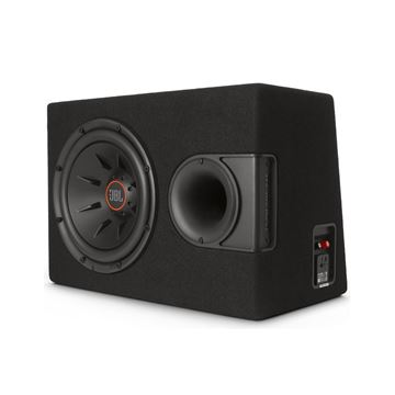 "Picture of JBL S2-1224SS Ported enclosure with one 12"" S2-1224 subwoofer"