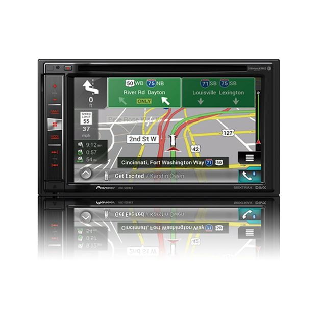 "Picture of Pioneer AVIC-5201NEX In-Dash Navigation AV Receiver with 6.2"" WVGA Touchscreen Display"