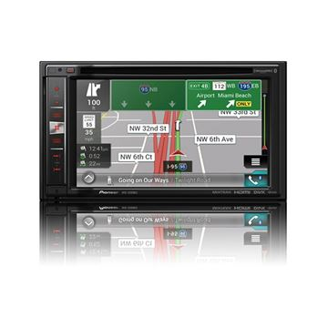 "Picture of Pioneer AVIC-6201NEX In-Dash Navigation AV Receiver with 6.2"" WVGA Touchscreen Display"