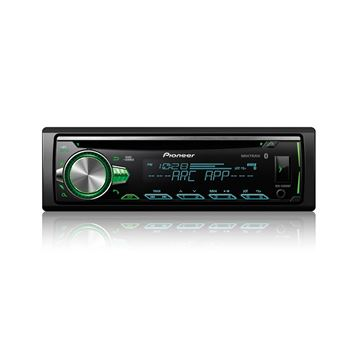 Picture of Pioneer DEH-S5000BT CD Receiver with Improved Pioneer ARC App Compatibility, MIXTRAX®, Built-in Bluetooth®, and Color Customization