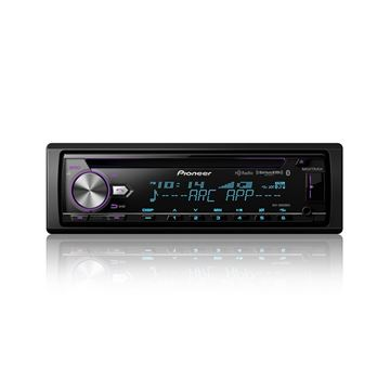 Picture of Pioneer DEH-X8800BHSCD Receiver with enhanced Audio Functions, Full-featured Pioneer ARC App Compatibility, MIXTRAX®, Built-in Bluetooth®, HD Radio™ Tuner and SiriusXM-Ready™