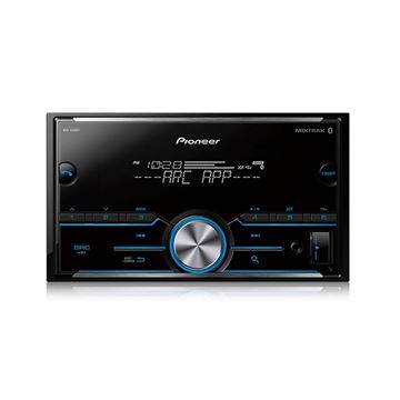 Picture of Pioneer MVH-S400BT NEW! Double DIN Digital Media Receiver with Improved Pioneer ARC App Compatibility, MIXTRAX®, Built-in Bluetooth®