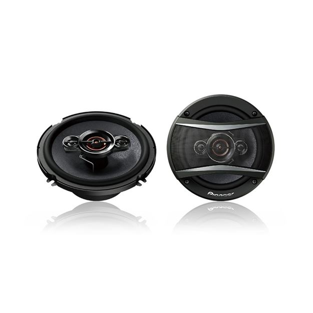 "Picture of Pioneer TS-A1686R 6-1/2"" 4-Way Speaker (6-3/4"" Oversized Cone)"