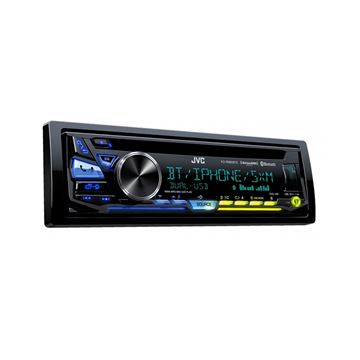 Picture of JVC 1-DIN CD Receiver KD-R985BTS