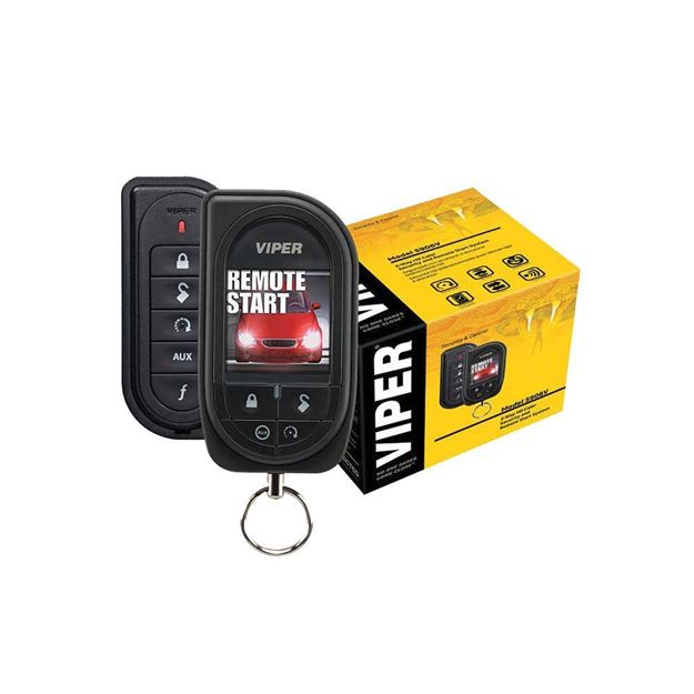 Picture of Viper Color OLED 2-Way Security + Remote Start System
