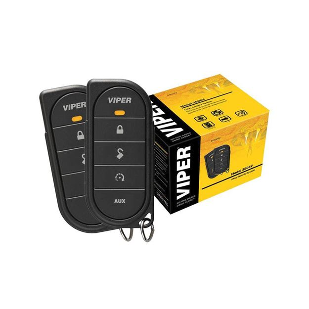 Picture of Viper Value 1-Way Security System