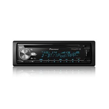 Picture of Pioneer DEH-S6010BS CD Receiver with Enhanced Audio Functions, Improved Pioneer ARC App Compatibility, MIXTRAX®, Built-in Bluetooth®, and SiriusXM-Ready™