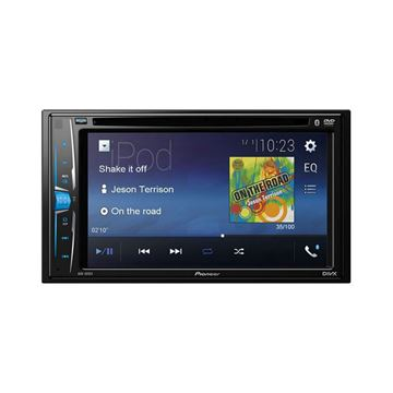 "Picture of Pioneer Multimedia DVD Receiver with 6.2"" WVGA Display"