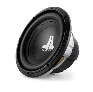 "Picture of JL Audio W0v3 Series 10"" 4-ohm subwoofer"