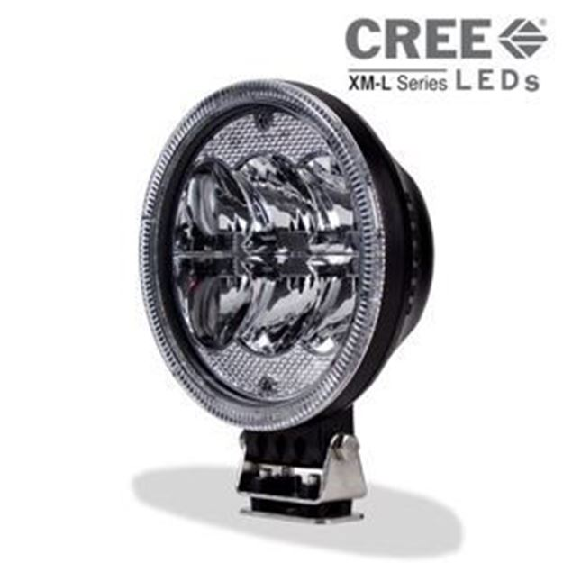 Picture of 7 INCH ROUND DRIVING LED LIGHT