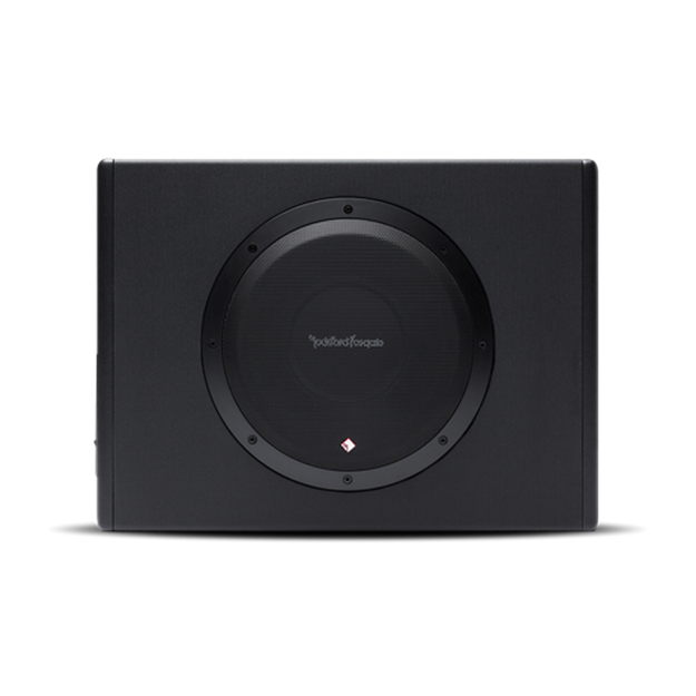 "Rockford Fosgate Punch Single 10"" 300 Watt Amplified Subwoofer"