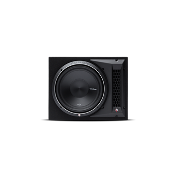 "Rockford Fosgate Punch Single P1 12"" Loaded Enclosure"