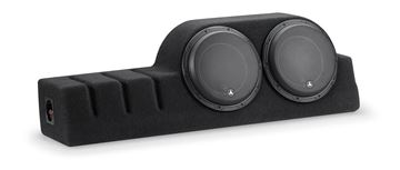 Picture of JL Audio SB-D-MGACAB/10W6v3: Stealthbox® for 2006-2016 Dodge Ram Mega Cab