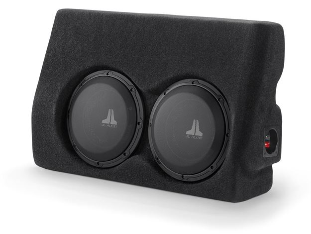 Picture of JL Audio SB-T-TACDC/10W1v3: Stealthbox® for 2005-2011 Tacoma Double Cab