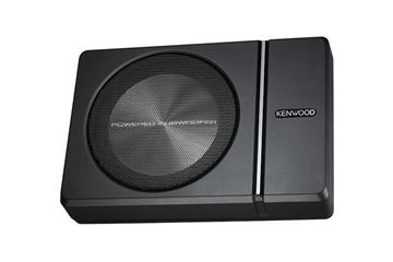 "Kenwood 8"" Compact Powered Subwoofer"