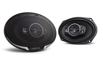 "Kenwood 6x9"" Oval 5-Way Speaker"
