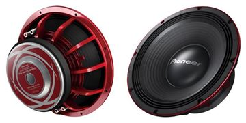 "Pioneer 12"" PRO Series Subwoofer with Dual 4 Ω Voice Coil"