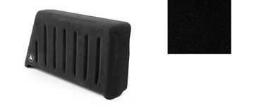 JL Audio SB-J-UNLTD4D/13TW5v2/BK: Stealthbox® for 2007-2012 Jeep Wrangler Unlimited with Black Trunk