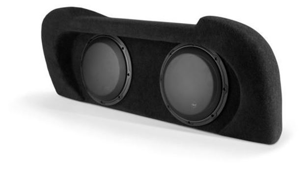 JL Audio SB-N-350/10W3v3: Stealthbox® for 2003-2008 Nissan 350Z