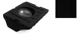 JL Audio SB-GM-VET/10W3v3/BK: Stealthbox® for 1997-2004 Chevrolet C5 Corvette with Black interior