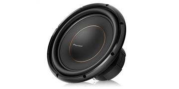 "Pioneer 12"" Dual 2 ohms Voice Coil Subwoofer"