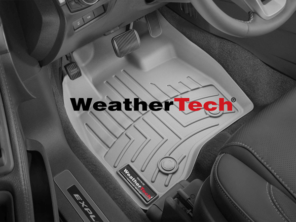 Picture for category WeatherTech Floor Mats