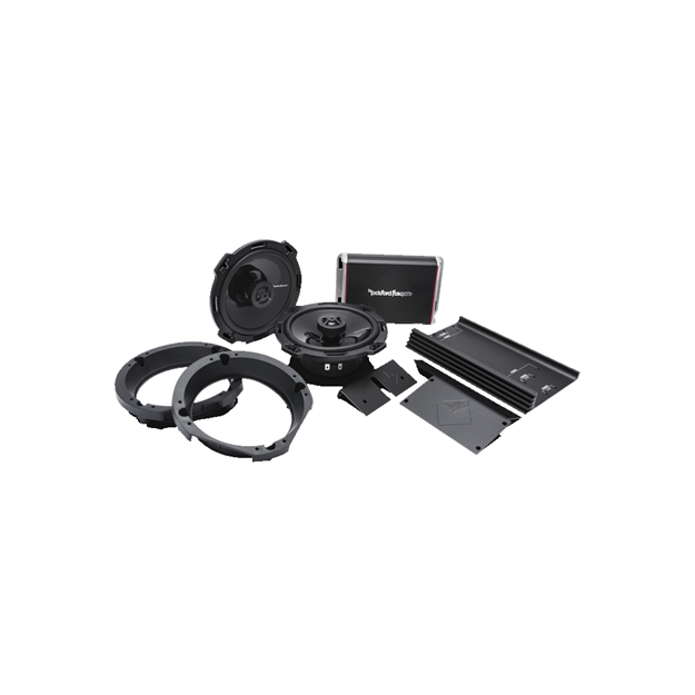 Picture of Harley-Davidson® Street Glide® and Road Glide® Front Audio Kit (1998-2013)